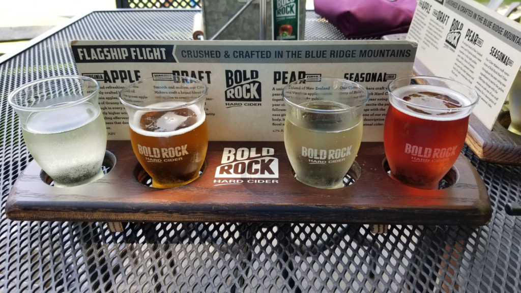 Bold Rock Brewery Tennessee